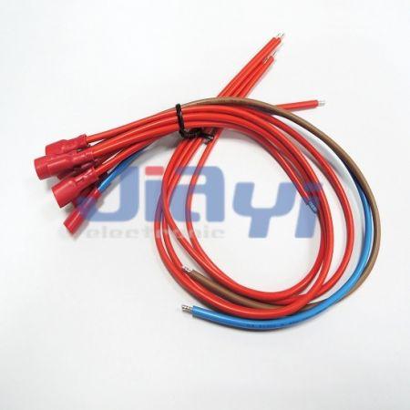 Arnés de cables de terminal Faston de 250 (6,35 mm)