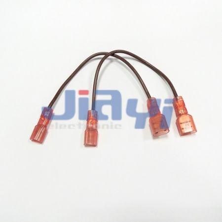 250 Nylon Insulated Female Terminal Wiring Harness