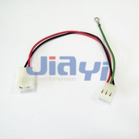 Arnés de cables del conector Faston