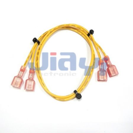 Custom Faston Terminal Cable Wire Harness - Custom Faston Terminal Cable Wire Harness
