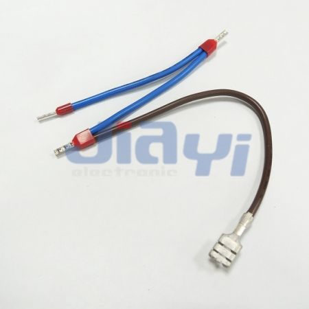 Solderless Wire Terminal Wiring Assembly - Solderless Terminal Wiring Assembly