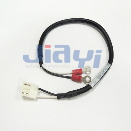 Ring Tongue Terminal Cable Assembly - Ring Tongue Terminal Cable Assembly