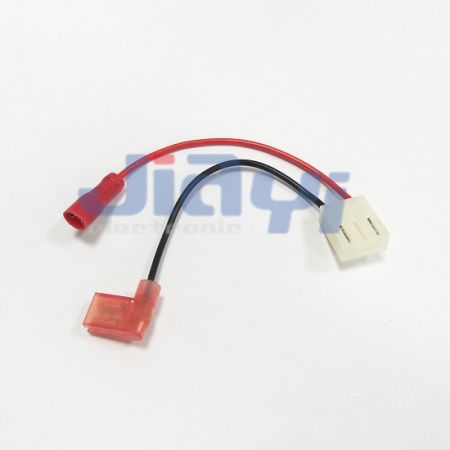 Female Flag Disconnect Wire Harness - Female Flag Disconnect Wire Harness