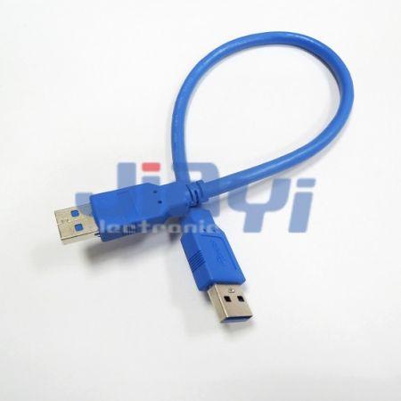 USB 3.0 A-Stecker-Kabel - USB 3.0 A-Stecker-Kabel
