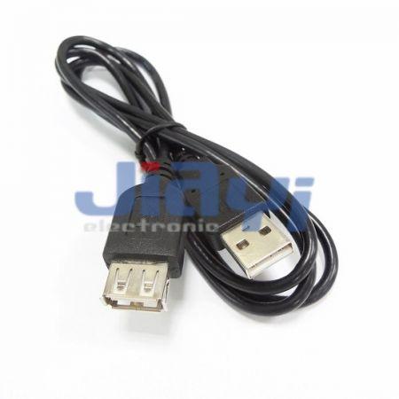 USB 2.0 A-Kabelbuchse
