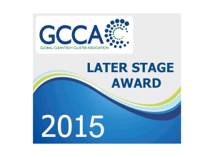 Cashido was selected as a Top 30 finalist in the Global Cleantech Cluster Association (GCCA) Later Stage Awards. - .