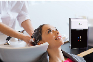 Ozone Hair Wash Pour Salons