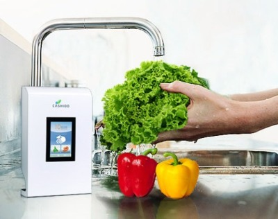 10 Second Machine Touch - ozone system for faucet