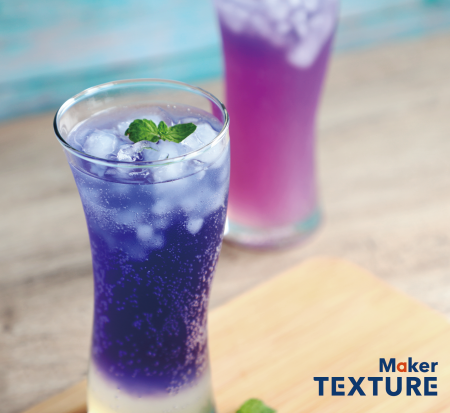 Butterfly Pea Flower Patel - Butterfly Pea Flower Drink