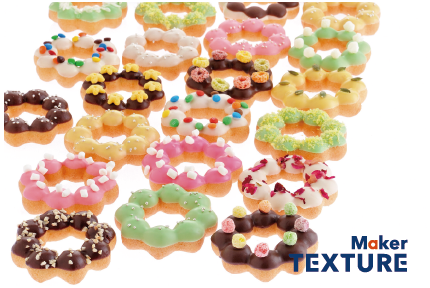 Donut Mix Base - Pon De Ring Donut