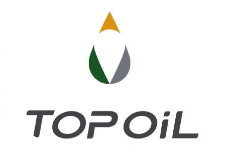Top Oil 油品系列 - Top Oil LOGO