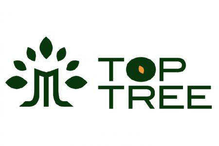 TOP TREE 天然素材 - TOP TREE LOGO