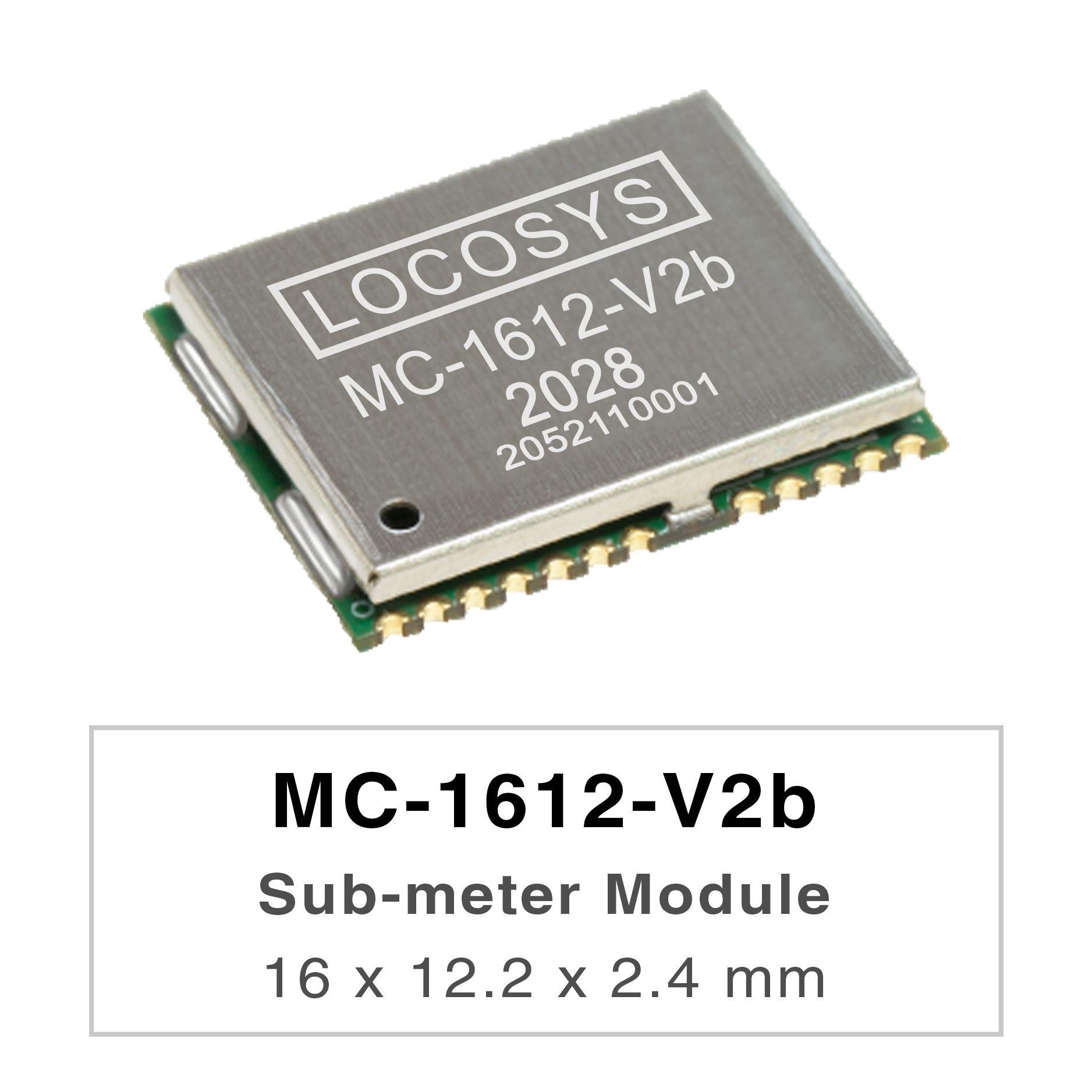 LOCOSYS MC-1612-Vxxシリーズは<br />、すべてのグローバルな民間ナビゲーションシステムを追跡できる高性能デュアルバンドGNSS測位モジュール です。12 nmプロセスを採用し、効率的な<br />電力管理アーキテクチャを統合 して、低電力と高感度を実現します。