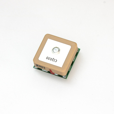 LOCOSYS SMD-Smart Antenna-Modul (15 x 15 mm).