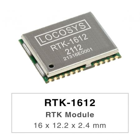 Módulos RTK - RTK-1612