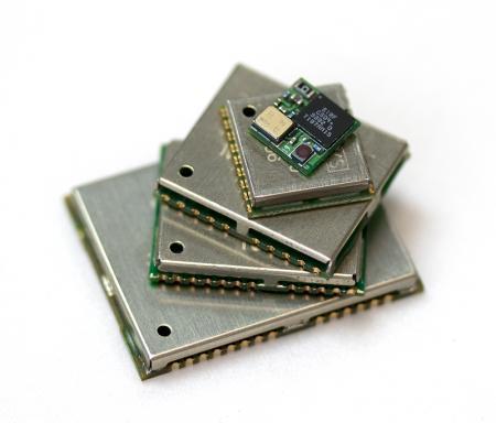 GNSSモジュール