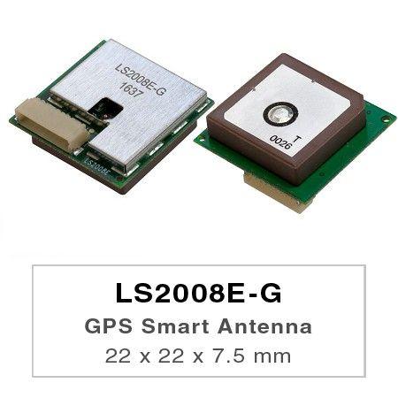 Module d'antenne intelligente GNSS - Les produits de la série ls2008E-G sont un module d'antenne intelligent GNSS autonome complet, le module est alimenté par la puce MediaTek GNSS et il peut vous offrir une sensibilité et des performances supérieures même dans un canyon urbain et un environnement de feuillage dense.