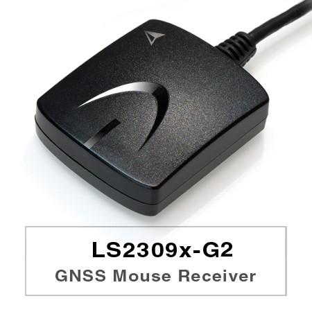 Récepteur de souris GNSS - Les produits de la série LS2309x-G2 sont des récepteurs GPS et GLONASS complets basés sur une technologie éprouvée.