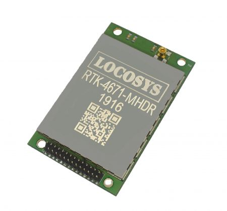 RTKボード(L1 + L2) - RTK-4671-MHDR