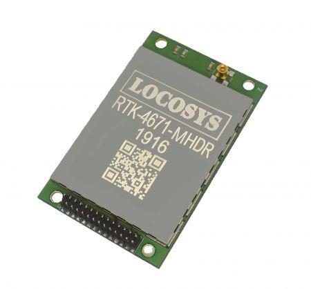RTK Board (L1+L2) - RTK-4671-MHDR