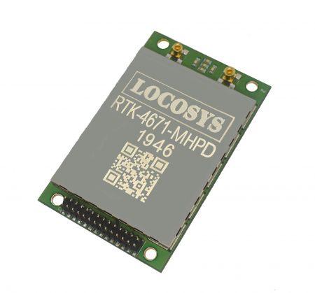 RTK board (L1+L2) - RTK-4671-MHPD