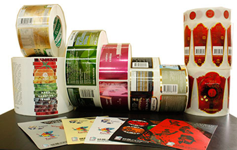 custom self adhesive labels for every application