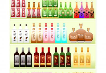 Beverage Adhesive Labels - Beverage Adhesive Labels