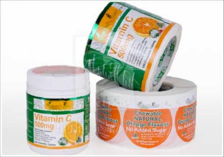 Healthcare Adhesive Labels - Healthcare Adhesive Labels