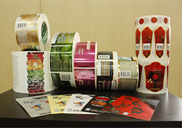 Printed Adhesive Labels - Printed Adhesive Labels