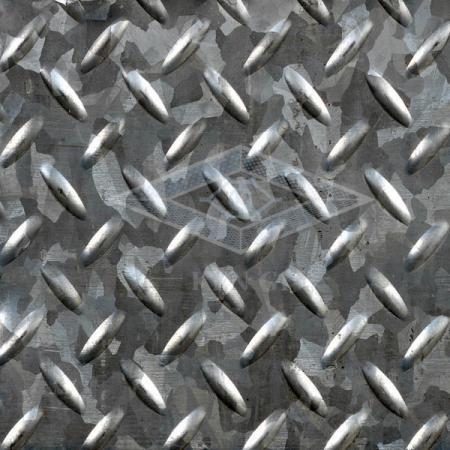 Tropfenmuster (KGCP-102) für rutschfeste Bodenplatte.