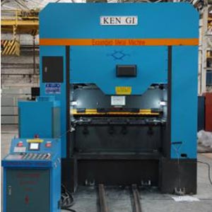 Expanded Metal Production Line