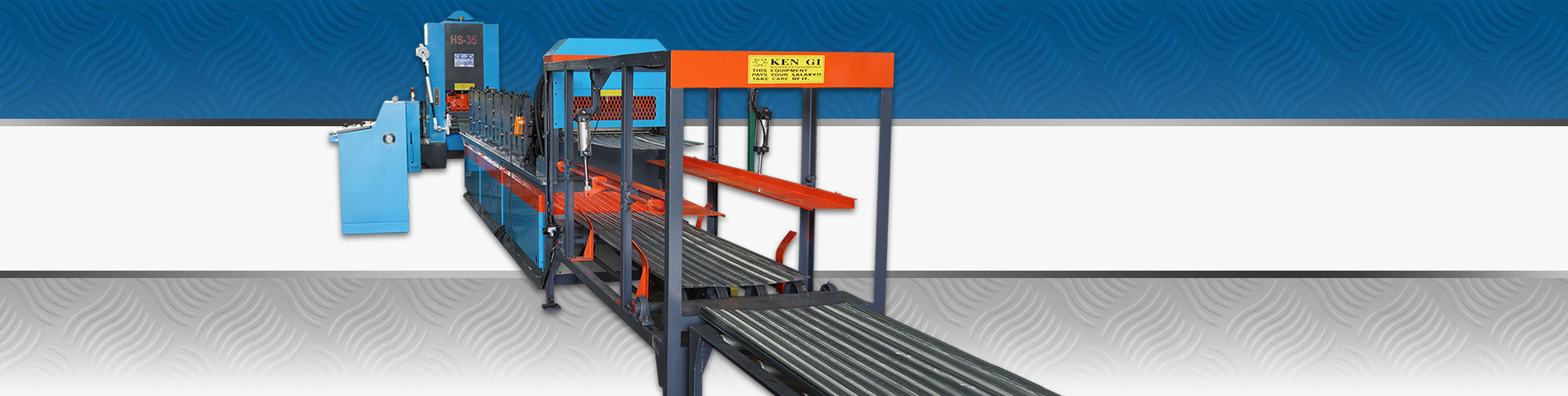 Rib Lath Production Line