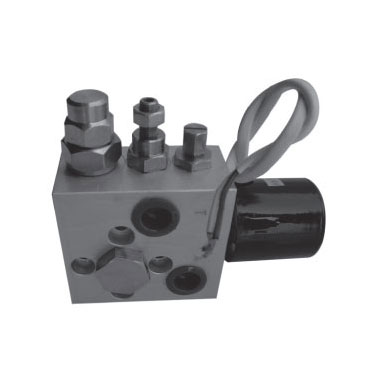 Oil tank hydraulic accessories