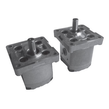 Aluminum alloy gear pumps