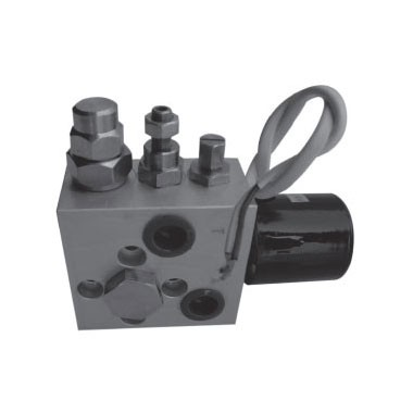 Oil hydraulic accessories for hydraulic system