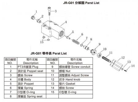 JR-G01