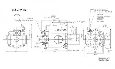 V50/V70A-RC