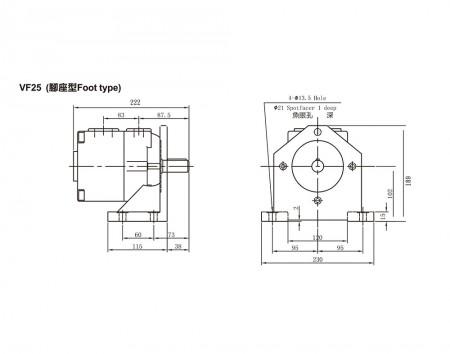 VF25 (Foot Type)