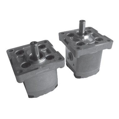 Gear Pumps - GPA F4E