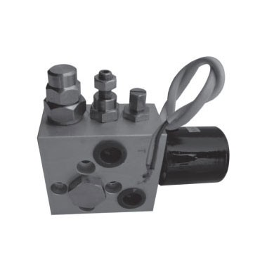 Lift Type Combination Valve - A4F