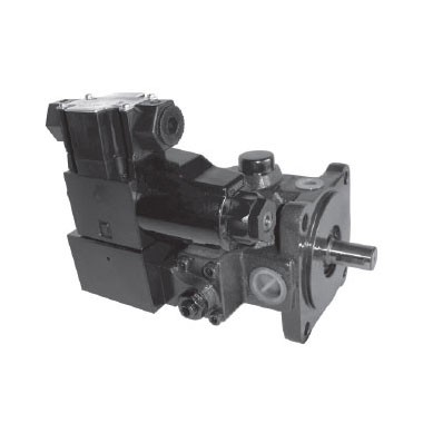 Medium-Pres. Variable Displacement Vane Pumps - VDV-1C, 2C