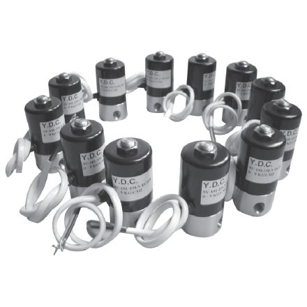 Normal Closed Solenoid Valves
