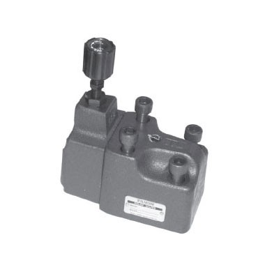 Pilot Operated Relief Valves - JRB