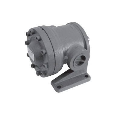 Single stage hydraulic vane pumps