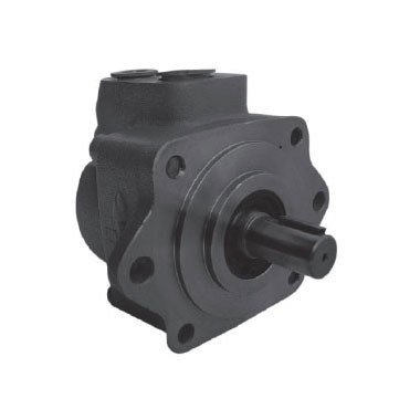 Compact single vane pumps