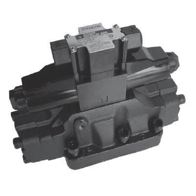 Solenoid Controlled Pilot Operated Valves - JS-G06