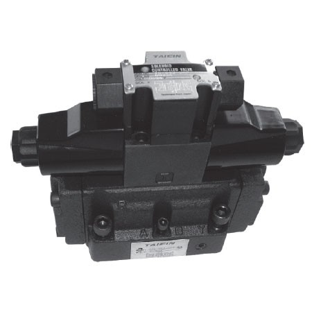 Solenoid Controlled Pilot Operated Valves - KSO-G04