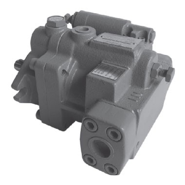 Variable Volume Piston Pumps