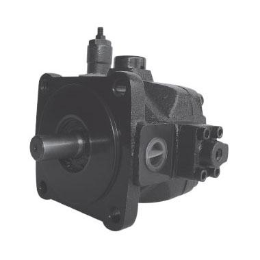 Single vane pumps