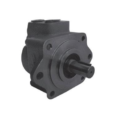 Compact single vane pumps
